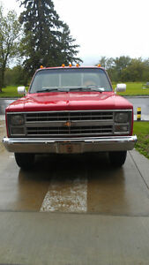 1988 Chevrolet Other Pickups chrome Other