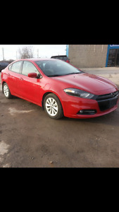 Dodge Dart Sxt Certified & E-tested Fully Loaded