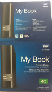 WD my book