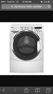 Wanted kenmore HE5t elite washer