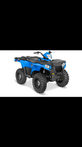 2016 polaris sportsman 570cc $9200.00