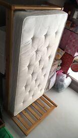Single wood bed frame Dreams