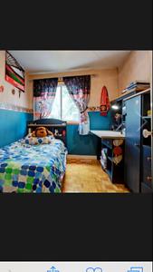 Set de chambre à coucher pour garçon