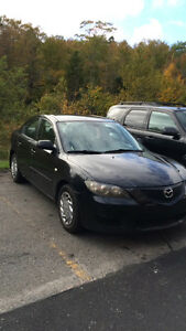 2006 Mazda 3i for parts or repair