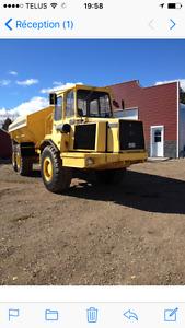 Camion Volvo BM 535, 25 tonnes