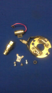 """Vintage Mallory Dual Point """"Parts"""" for YL Distributors (23,25)"""