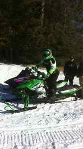 Arcticat Sno Pro 5200 OBO or try your trade !!!! Great Sled