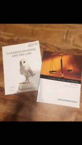 Legal Aspects of Business Textbooks