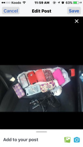 Iphone 4 chargers & cases