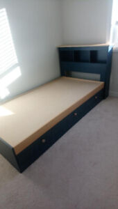 Twin BED and MATTRESS for sell