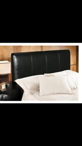 Double bed head board only