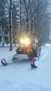 Skidoo renegade backcountry