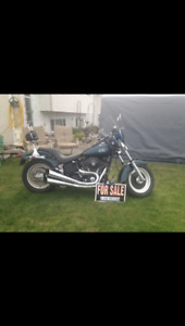 2001 night train Harley excellent condition