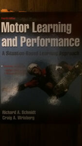 Motor Learning and Performance Textbook for Sale