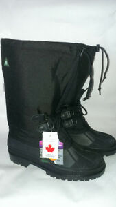 """NEW Texel Radiant 15"""" SAFETY BOOTS size 12  rated to -60C/-76F"""