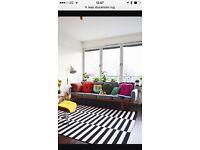 IKEA Stockholm Wool Rug, extra large