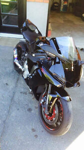 2015 yamaha r1 with parts