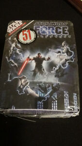 STAR WARS, The Force Unleashed card trading game