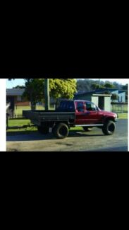 1999 Toyota hilux extra cab. Turbo diesel Hobart Region Preview