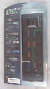 Monster Surge Protector Power Bar