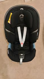 Cybex Aton 5 Car Seat & Cybex Aton Fix Base 2 Seat