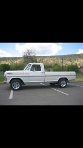 1972 Ford F-250 2wd