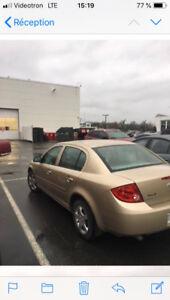 Chevrolet colbalt 4 portes 2007 en bon état 1900$