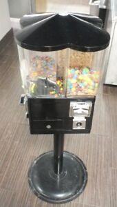 4 bin candy machine