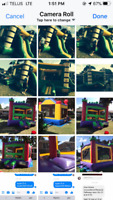 The Sonshine Clown:  Castle Bouncers/ Waterslides/Face Painting/
