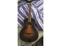 Ibanez AVN1-BS Acoustic Guitar