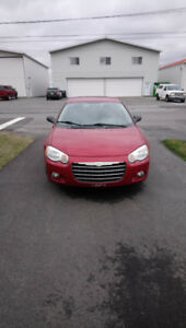 Chrysler Sebring Touring Sedan 2005 - 90089 km PNEUS NEUFS