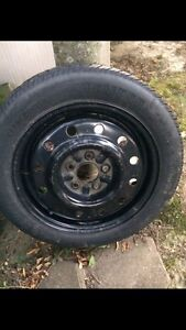 5x108 Spare Wheel  Cambridge Kitchener Area image 1
