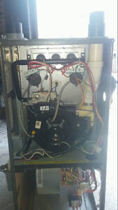 2014 Heat Exchanger in 2004 used Natural gas furnace Goodman