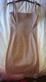 FCUK NUDE DRESS