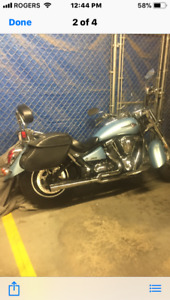 Kawasaki Vulcan 2000 - Mint condition
