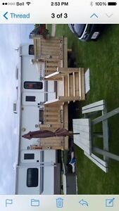 2003 mountaineer 33 ft trailer