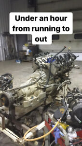 LS Swap Harness re-work and ECU programming and more