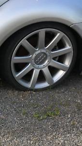 roue et pneu audi TT