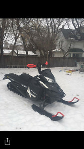 2013 Ski-doo Summit X 800 Etec 146""