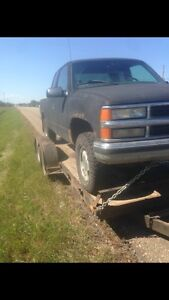 Parts Chevy 1997 blown motor
