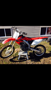 2008 CRF 450 For Sale