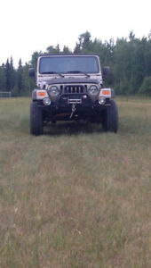 Jeep TJ Price Reduced!!