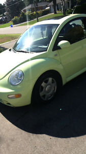 2001 Beetle Kawartha Lakes Peterborough Area image 2