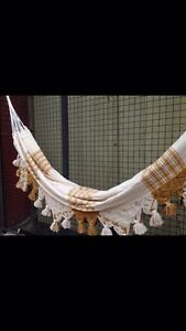 King Size Venezuelan Hammock 100% Cotton.