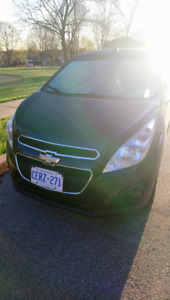 USED 2015 Chevrolet Spark 1LT under 60,000 KM! w/ winter tires