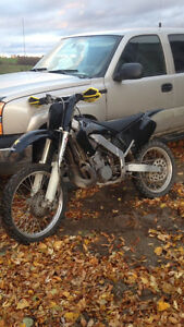 Mint 2001 cr250