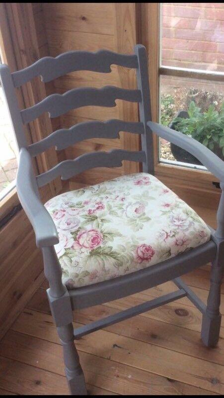 Refurbished bedroom/desk chair
