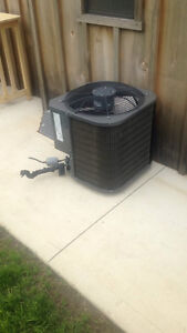 1.5 Ton A/C Unit With Matching Coil - $400