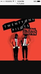 21 Pilots Concert Tickets for Sale