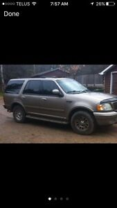 Ford expedition 5.4v8